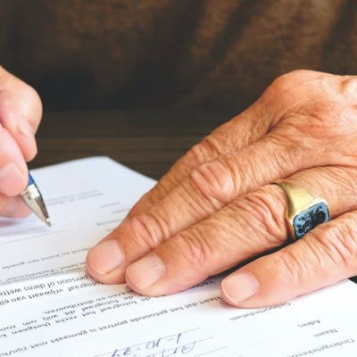 Pourquoi faire appel à un notaire des droits des affaires ?