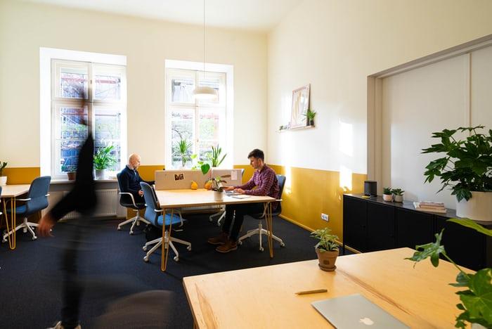 S'installer dans un centre d'affaires : un endroit professionnel et pratique